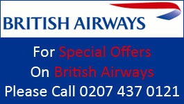 BA special offers